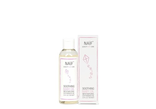 Naif Soothing Baby Oil