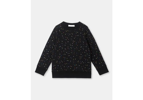 Stella McCartney Kids Arlie Sweatshirt, Confetti Repeat