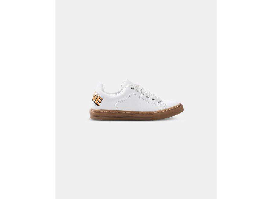Garret Shoes, White