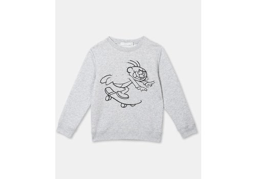 Stella McCartney Kids Biz Sweater, Thunder