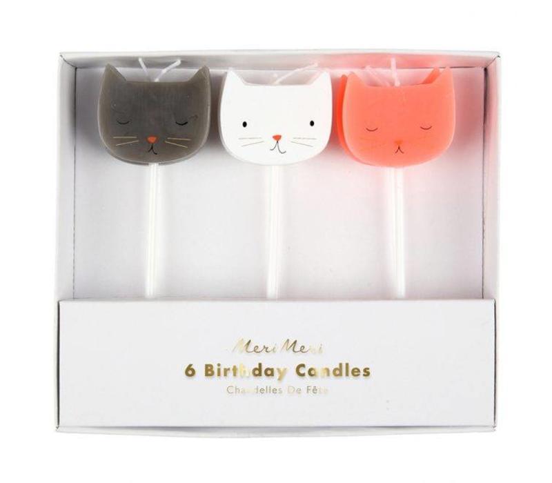Cat Candles