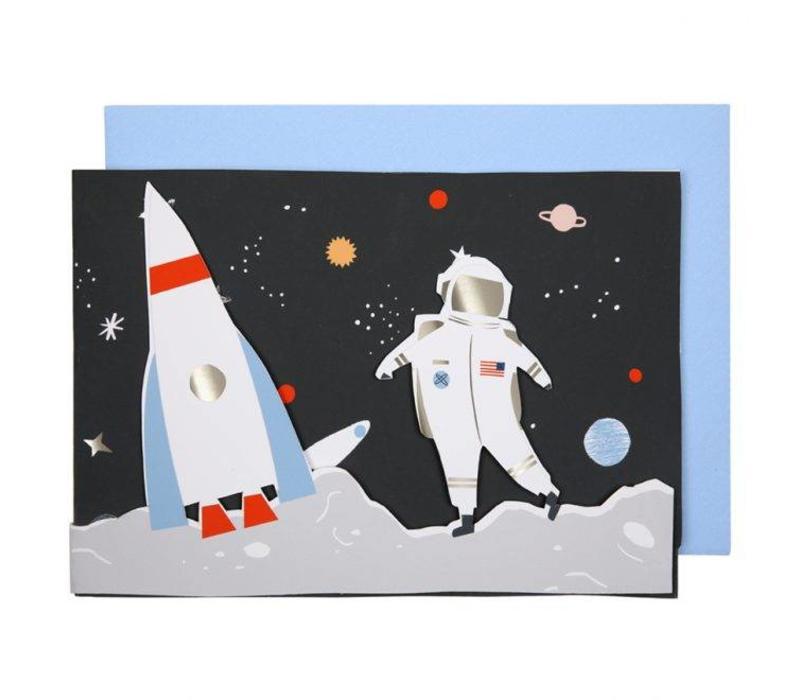 Concertina Space Card
