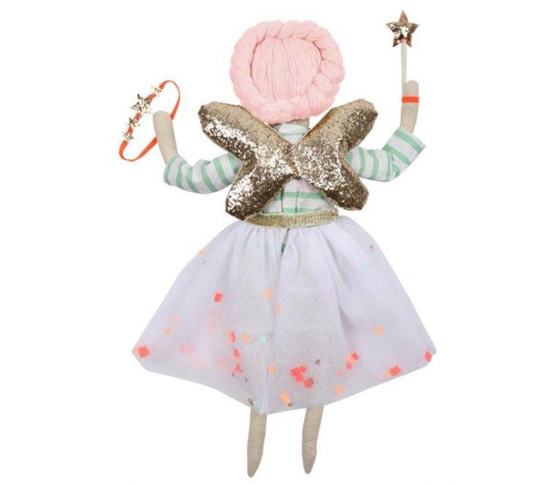 Fairy Doll Dress-Up Kit