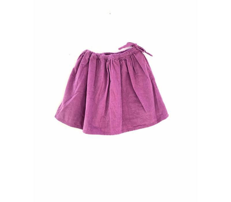 Corduroy Skirt 692