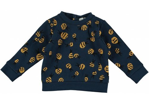 Stella McCartney Kids Biz Sweater, Bees Pr