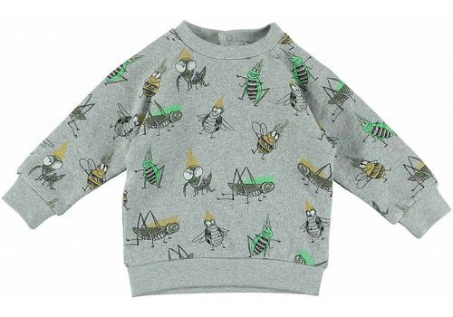 Stella McCartney Kids Billy Sweater, Funny Insects