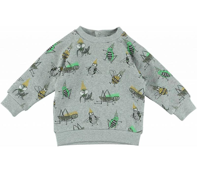 Billy Sweater, Funny Insects