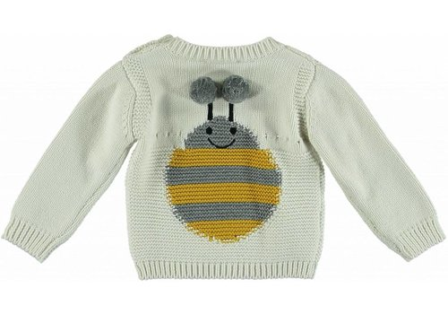 Stella McCartney Kids Thumper Jumper, Cloud