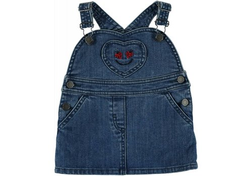 Stella McCartney Kids Melon Dress, Denim