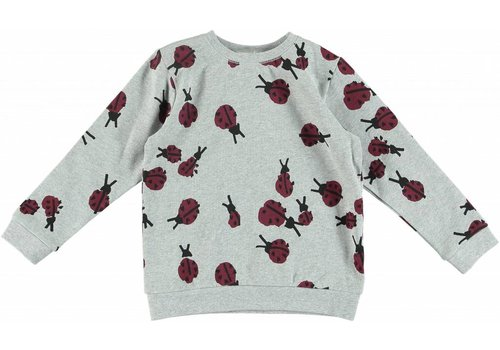 Stella McCartney Kids Betty Sweatshirt, Lady Bugs Pr