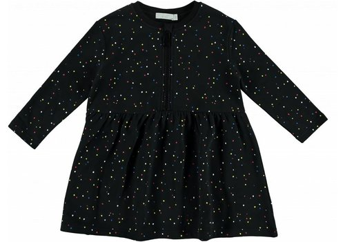 Stella McCartney Kids Marion Dress, Confetti Repeat