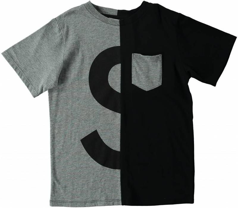 Basil T Shirt, Black