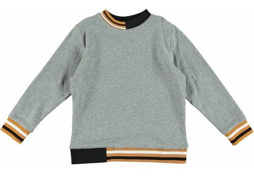 Stella McCartney Kids Greg Sweater, Dark Thunder