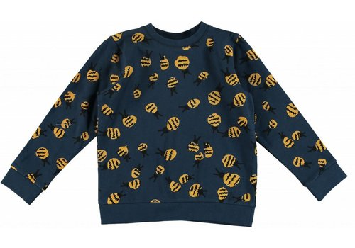 Stella McCartney Kids Biz Sweater, Bees Pr