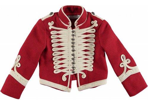 Stella McCartney Kids Will Jacket, Parrot Red