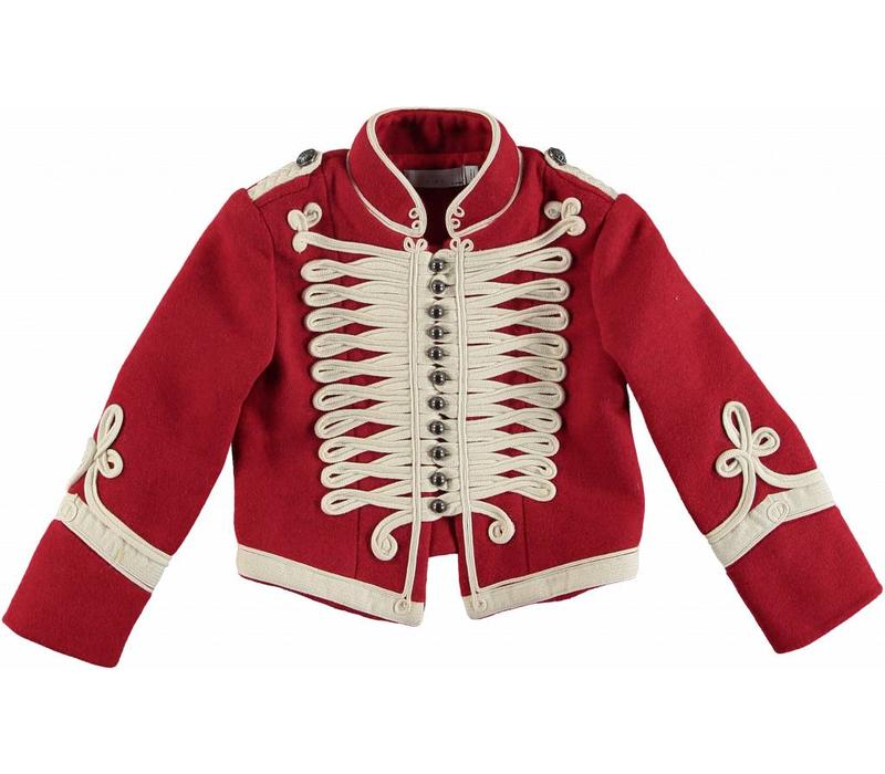 Will Jacket, Parrot Red