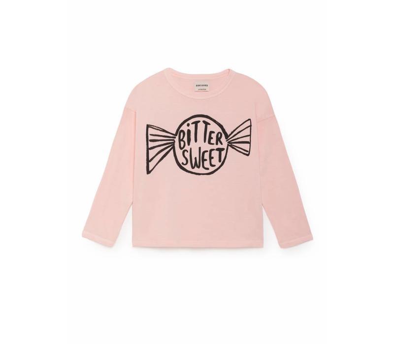 Bitter Sweet Round Neck T-Shirt