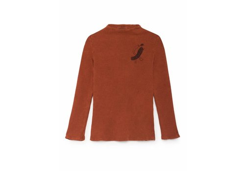 BOBO CHOSES Bird Turtle Neck T-Shirt