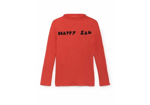 BOBO CHOSES Happy Sad Full Turtle Neck T-Shir