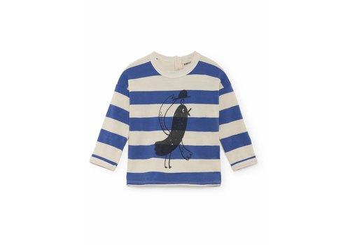 BOBO CHOSES Bird Round Neck T-Shirt