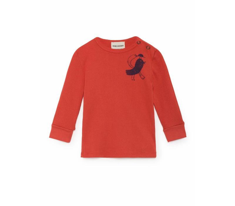 Bird Rib T-Shirt