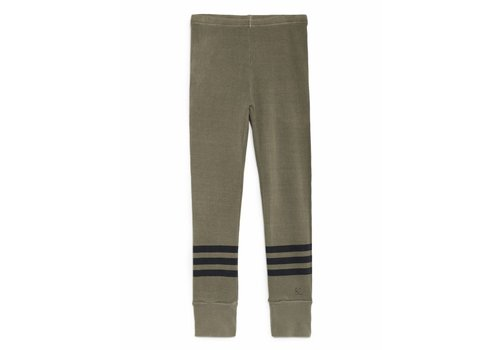 BOBO CHOSES Blue Stripes Leggings