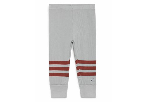 BOBO CHOSES Red Stripes Leggings