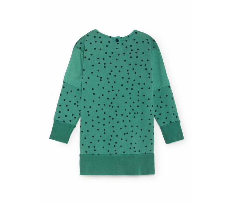 Confetti Fleece Dress