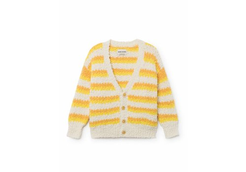 BOBO CHOSES Stripped Cardigan