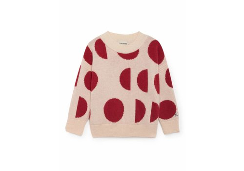 BOBO CHOSES Merino Moons Jumper
