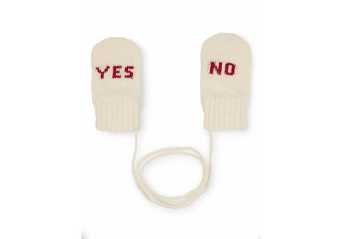 BOBO CHOSES Yes No Fingerless Gloves
