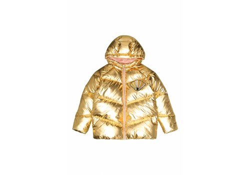 Soft Gallery Barby Jacket Gold, Terry Fan