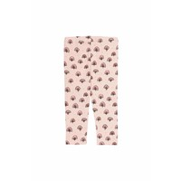 Baby Paula Leggings Rose Cloud, AOP Tahi