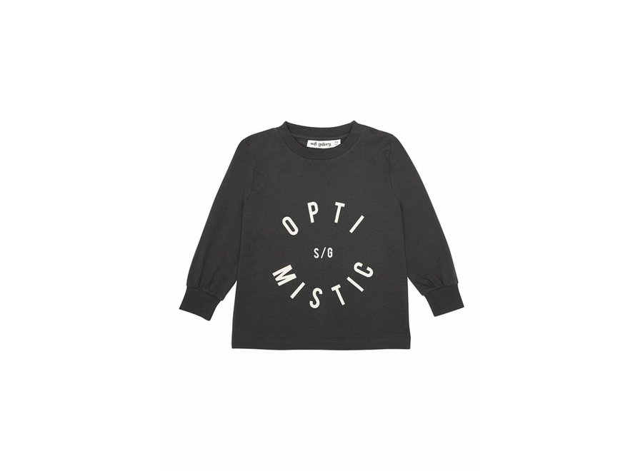 Benson T-Shirt Peat, Make It