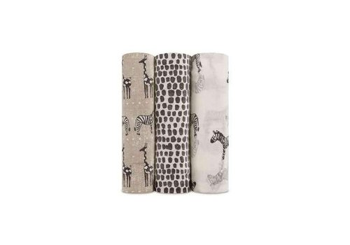 Aden + Anais Sahara Bamboo Swaddle 3 pack