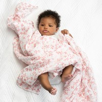 Birdsong Swaddle 4 pack