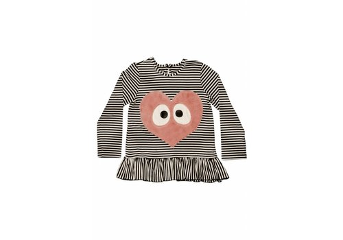 Wauw Capow by BANGBANG Copenhagen Miss Heart Shirt