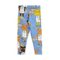 Cheercats leggings blue