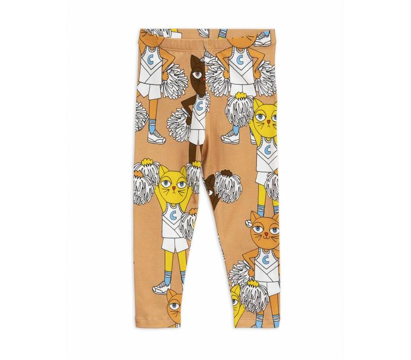 Cheercats leggings beige