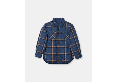 Stella McCartney Kids Hunter Baby Rev Shirt, Petrol