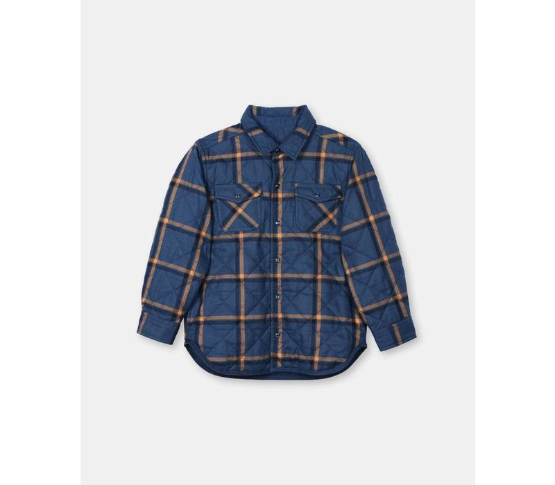 Hunter Baby Rev Shirt, Petrol