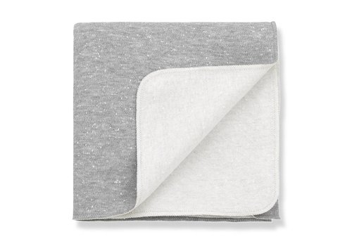 1 + More in the Family Tula Blanket, Light Grey