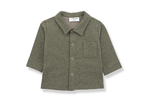 1 + More in the Family Cedric Shirt, Khaki