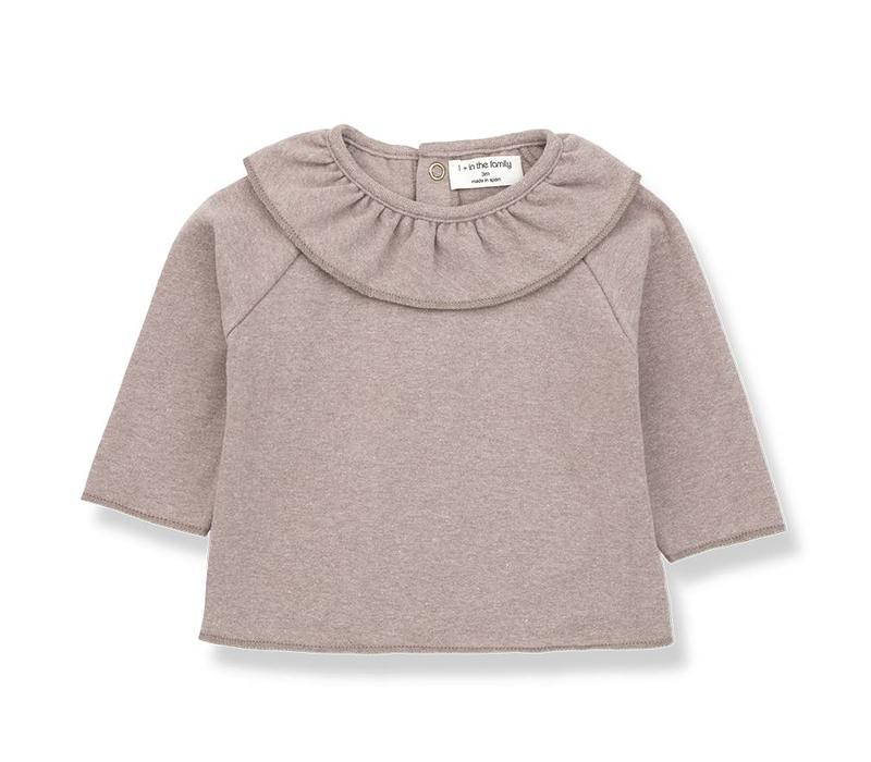 Clementina Blouse, Rose