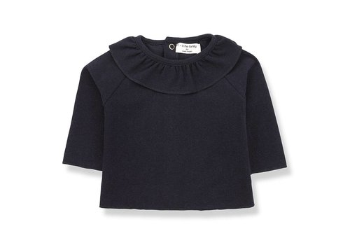 1 + More in the Family Clementina Blouse, Blue