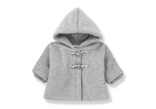 1 + More in the Family Dorian Jacket, Light Grey