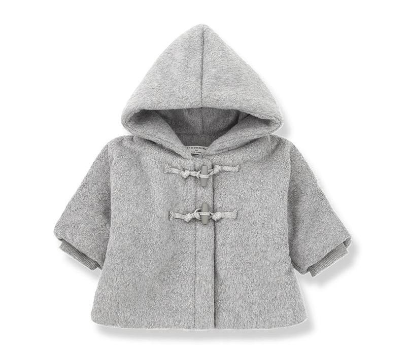 Dorian Jacket, Light Grey
