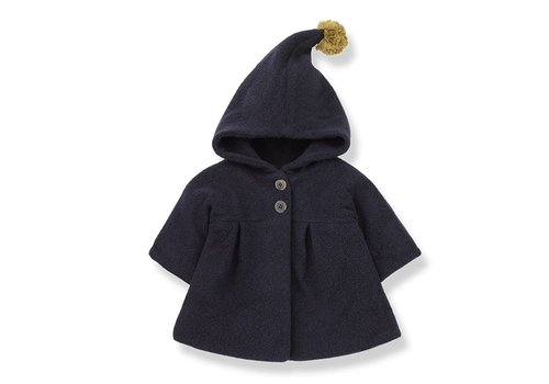 1 + More in the Family Isabella Coat, Blue