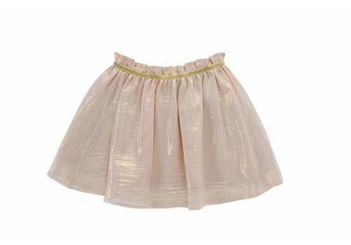 Louise Misha Skirt Apolinary Gold Silk