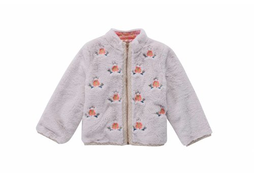 Louise Misha Jacket Bunda Cream
